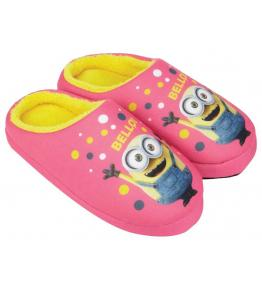Chaussons rose Minions